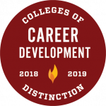 2018-2019 Career Development College of Distinction