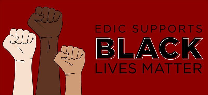 EDIC Supports BLM