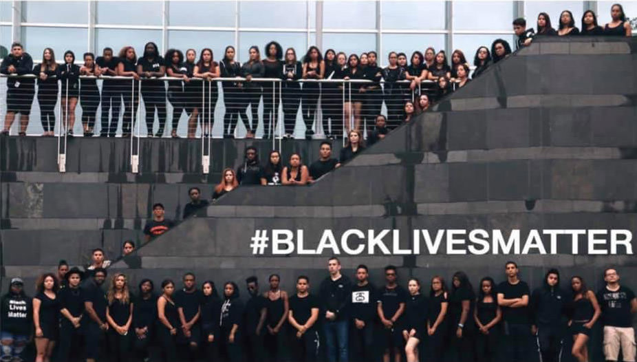Black Lives Matter at Ramapo College