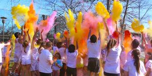 6th Annual Run With Color