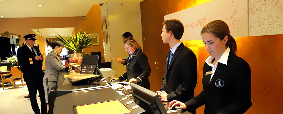 The Importance of Outstanding Hospitality Management - Ramapo ...