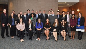 Beta Gamma Sigma 2014 MBA and Undergraduate Inductees
