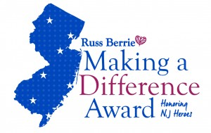 Russ Berrie Making a Difference Award Logo