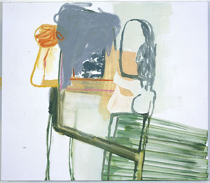 Amy Sillman, Untitled, AS 6411, 2006