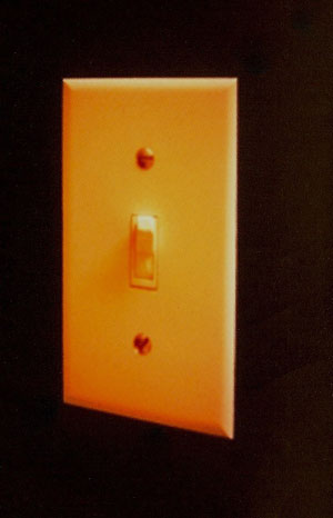 Ceal Floyer, Light Switch (U.S. Version)