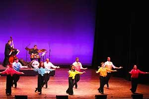 New Jersey Tap Ensemble: The Tap Act