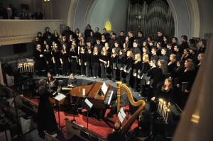 Ramapo Chorale at Paramus Church