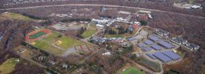 Aerial View Ramapo College