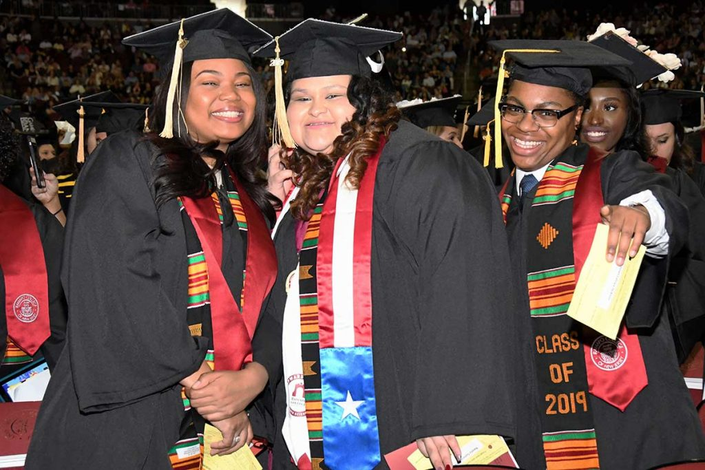 Montclair State University Graduation 2020.Undergraduate Commencement Commencement Ramapo College