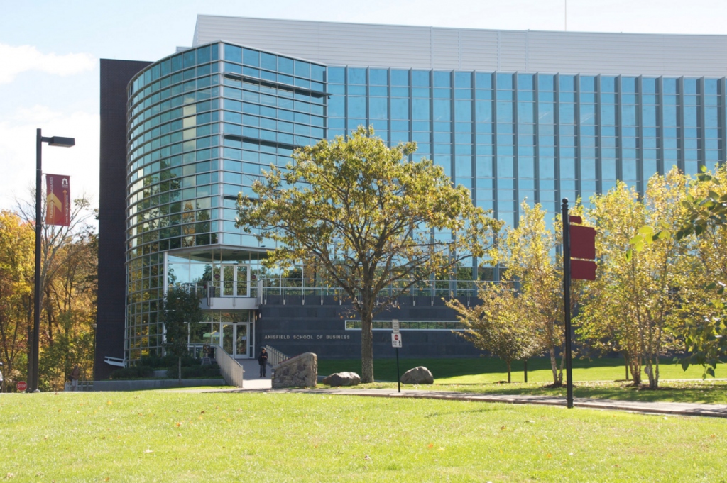 Anisfield School of Business, Ramapo College of New Jersey (Mahwah, NJ)