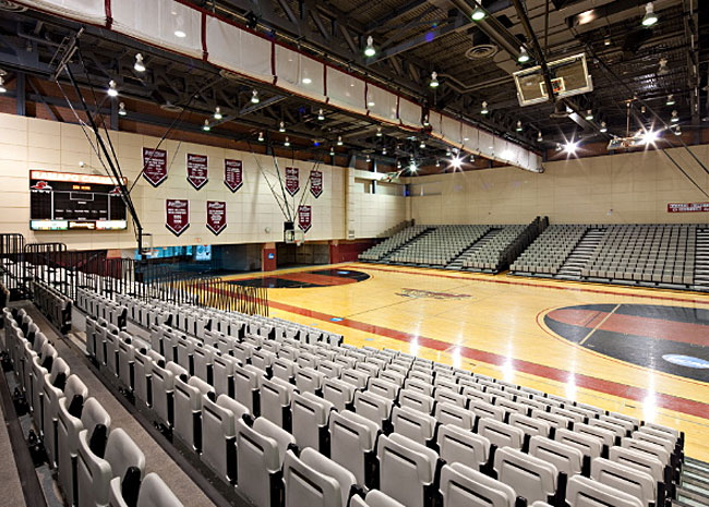 Sports and Recreation Center - Events & Conferences (E&C ...