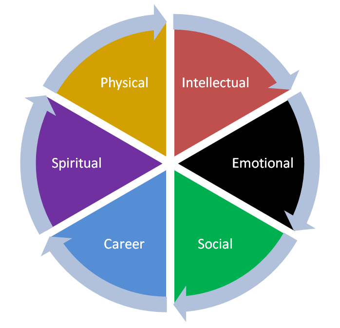 factors and dimensions of health The church systems task force identified 13 key factors that differentiate clergy who are healthy from those who are unhealthy thirteen key factors chart the chart below shows how the 13 clergy health factors are aligned with the five dimensions of well-being identified by the center for health.