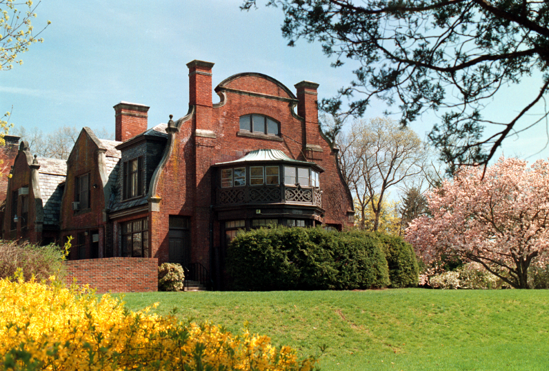Ramapo College Birch Mansion
