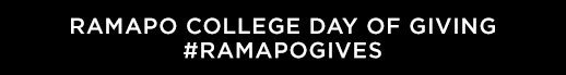 Ramapo College Day of Giving