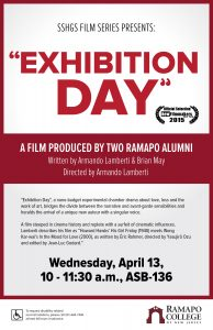 HGS FILM SERIES PRESENTS: EXHIBITION DAY