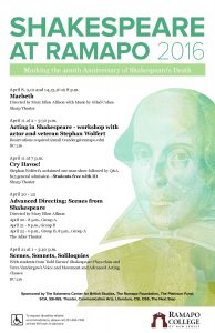 Shakespeare at Ramapo poster-page-001