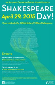 Shakespeare At Ramapo 2015