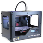 Photo: Makerbot Replicator 2 3D Printer