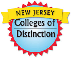 New Jersey Colleges of Distinction Logo
