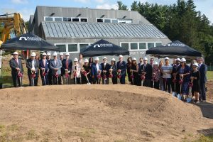 Ramapo College Breaks Ground on New Learning Commons