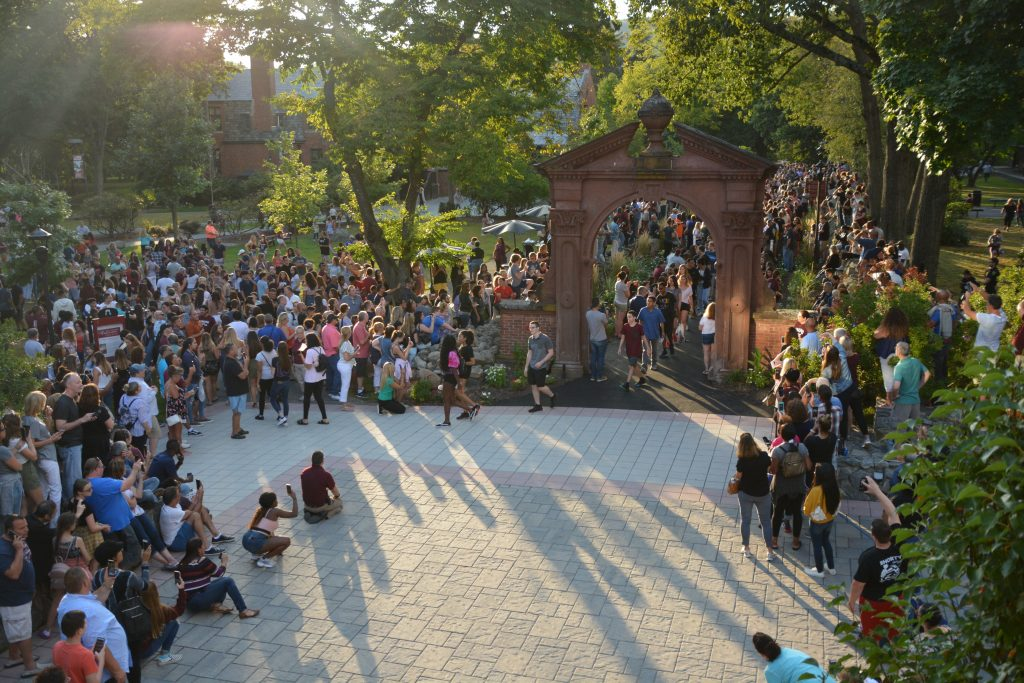 Ramapo College Welcomes Largest-Ever Incoming Class - News