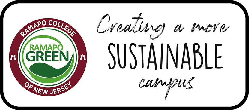 Ramapo Green, Creating a More Sustainable Campus
