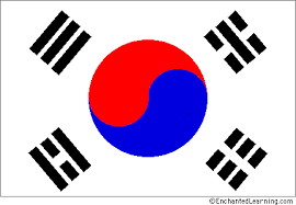 S Korea - Flag