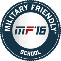 GI Jobs Military Friendly School '15
