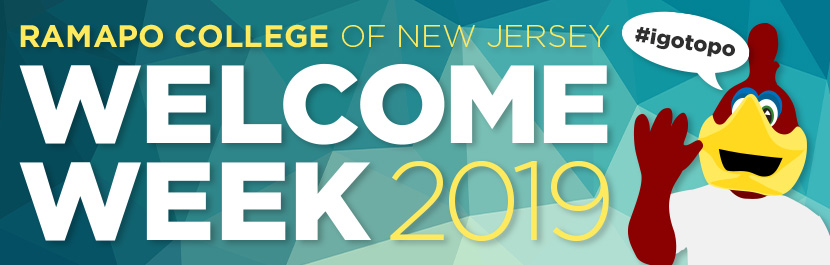 Welcome Week 2019 - Welcome Week || Ramapo College of New Jersey