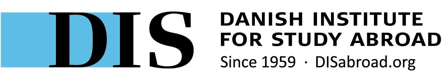 DIS Logo - With Danish Inst For Study Abroad text