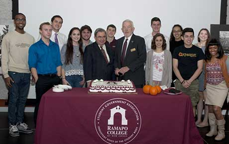 Ramapo College Celebrates 46th Year at Founders' Day Event