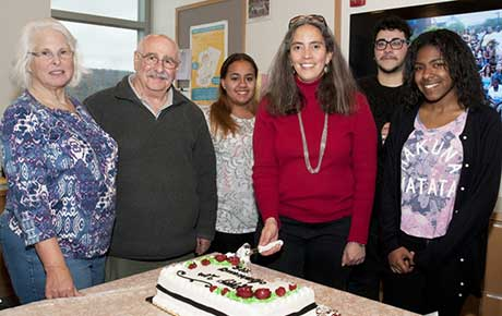 Upward Bound Program at Ramapo College Celebrates 20 Years of Success