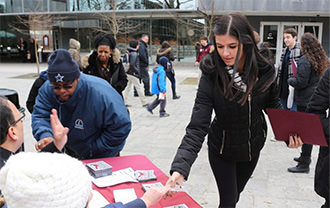Student Activities at Ramapo College