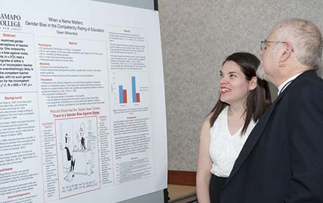 Fourth Annual Scholars' Day Highlights Student Creativity and Scholarship