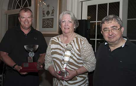 Terrie O'Connor Honored at Ramapo College's 30th Annual Golf Outing