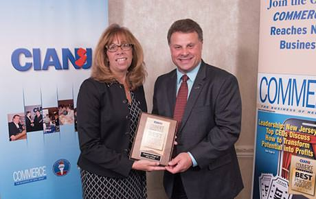 Ramapo College's Pathways Program Honored by the Commerce and Industry Association of New Jersey and COMMERCE Magazine