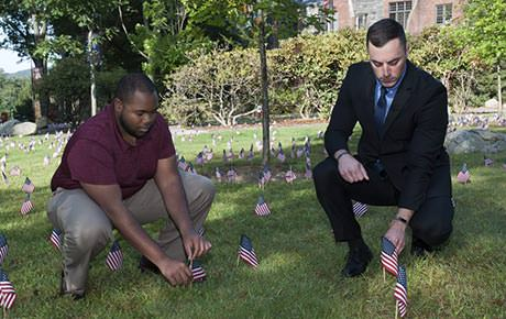 Campus Remembers September 11