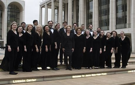 Ramapo College Vocal Ensemble Performs at Lincoln Center