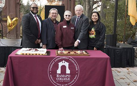 Ramapo College Celebrates 49th Birthday with Founders' Day Event