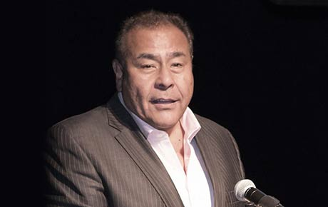 ABC-TV's John Quiñones Gives Keynote at Ramapo College's Diversity Convocation