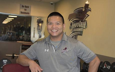 Ramapo College Sports Performance Coordinator Heads to International Stage
